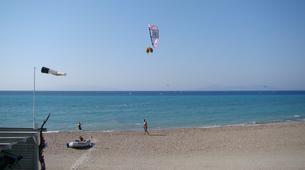 Kitesurfing-Rhodes-Kitesurfing Lessons in Theologos, Rhodes-4