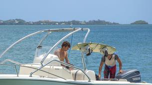 Kitesurfing-Les Trois-Îlets-Kitesurfing lessons in Martinique-6