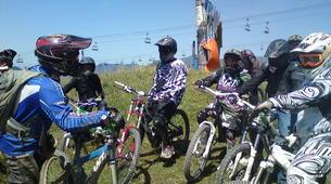 Vélo de Descente-Les Gets, Portes du Soleil-Vélo de descente aux Gets-1