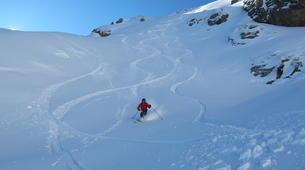 Ski Hors-piste-Pyrénées Orientales-Journée Excursion Ski hors piste dans les Pyrénées Orientales-2