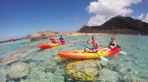 Sea Kayaking-Saint Martin-Sea kayaking and snorkeling excursion in Saint Martin-2