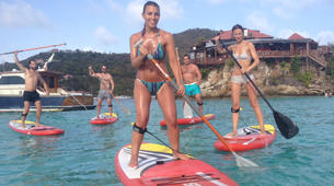 Stand up Paddle-St Barths-Stand Up Paddle rental and lessons in St Barts-2