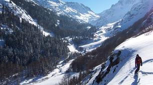 Ski Hors-piste-Pyrénées Orientales-Journée Excursion Ski hors piste dans les Pyrénées Orientales-4