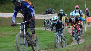 Vélo de Descente-Les Gets, Portes du Soleil-Vélo de descente aux Gets-5