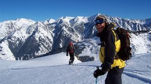 Ski Hors-piste-Pyrénées Orientales-Journée Excursion Ski hors piste dans les Pyrénées Orientales-5