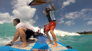 Stand up Paddle-Saint Martin-Supsquatch Surfing in St Martin-2