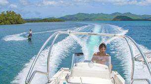 Kitesurfing-Les Trois-Îlets-Kitesurfing lessons in Martinique-3