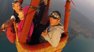 Hot Air Ballooning-Annecy-Hot air balloon flight over Annecy-10