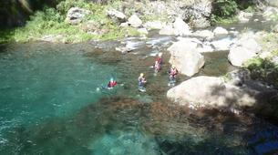 Canyoning-La Réunion-Séjour 5 jours multisport + logement à la Réunion-4