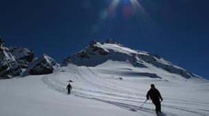 Ski Hors-piste-Pyrénées Orientales-Journée Excursion Ski hors piste dans les Pyrénées Orientales-1