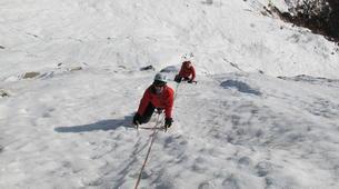 Alpinisme-Ariege-Alpinisme Hivernal dans les Pyrénées-2