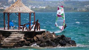 Windsurf-Les Trois-Îlets-Cours de Windsurf à la Pointe du Bout, Martinique-2