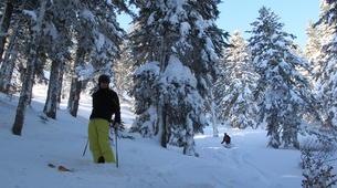 Ski Hors-piste-Pyrénées Orientales-Journée Excursion Ski hors piste dans les Pyrénées Orientales-6