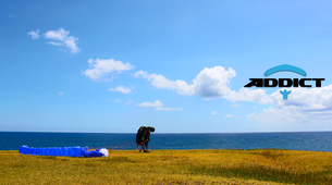 Paragliding-Saint-Leu-Paragliding flight on Reunion Island-2