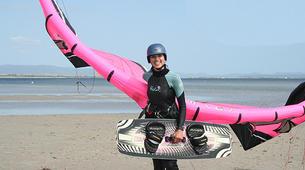 Kitesurfing-Porto Pino-Private Kitesurfing Course in Sardinia-6