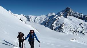 Ski de randonnée-Ariege-Sorties Ski de Randonnée dans les Pyrénées Orientales-3