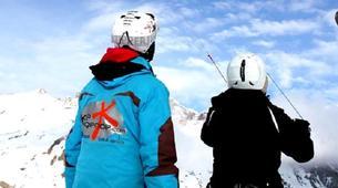 Snowkite-La Grave-Snowkite au col du Lautaret-3