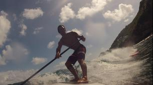 Stand up Paddle-St Barths-Stand Up Paddle rental and lessons in St Barts-1
