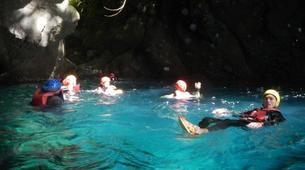 Canyoning-La Réunion-Séjour 5 jours multisport + logement à la Réunion-5