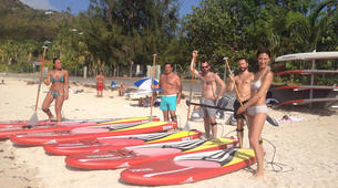 Stand up Paddle-St Barths-Stand Up Paddle rental and lessons in St Barts-4