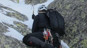 Alpinisme-Ariege-Alpinisme Hivernal dans les Pyrénées-1