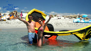 Kitesurfing-Porto Pino-Private Kitesurfing Course in Sardinia-3