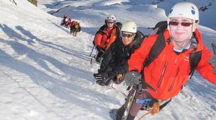 Alpinisme-Ariege-Alpinisme Hivernal dans les Pyrénées-3