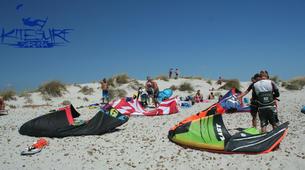 Kitesurfing-Porto Pino-Private Kitesurfing Course in Sardinia-5