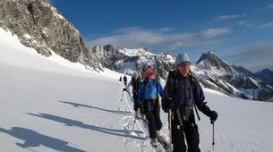 Ski de randonnée-Ariege-Sorties Ski de Randonnée dans les Pyrénées Orientales-4