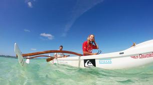 Sea Kayaking-Saint Martin-Sea kayaking and snorkeling excursion in Saint Martin-3