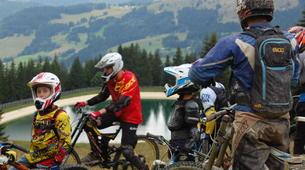 Vélo de Descente-Les Gets, Portes du Soleil-Vélo de descente aux Gets-2