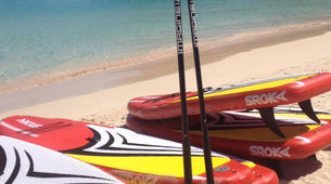 Stand up Paddle-St Barths-Stand Up Paddle rental and lessons in St Barts-3