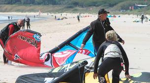 Kitesurfing-Tarifa-Private Kitesurfing lessons for beginners in Tarifa-4