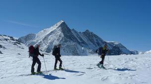 Ski touring-Chamonix Mont-Blanc-Ski touring initiation in Chamonix-3