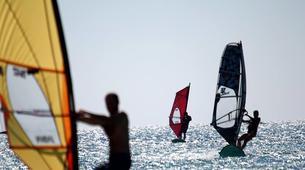 Windsurf-Elafonisi-Windsurfing Lessons in Elafonisi-2