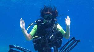 Scuba Diving-Kefalonia-Adventure dives in Kefalonia-1