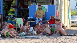 Windsurf-Palekastro-Cours de windsurf en Crète-4