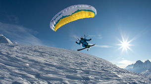 Speedriding-Chamonix Mont-Blanc-Speeriding initiation in Chamonix-4
