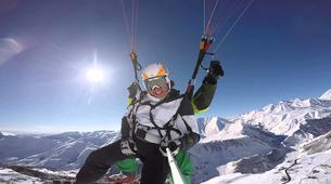 Speedriding-Chamonix Mont-Blanc-Speeriding initiation in Chamonix-1