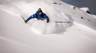 Backcountry Skiing-Tignes, Espace Killy-Freeriding expedition in Tignes-3