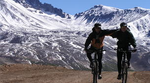Mountain bike-Andes-Mountain biking trip across the Andes-2