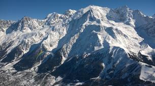 Parapente-Chamonix Mont-Blanc-Vol Parapente Biplace en face du Mont-Blanc, Chamonix-4