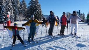 Snow Experiences-Megève, Evasion Mont Blanc-Location Wingjump à Praz-sur-Arly-1