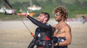 Kitesurfing-Tarifa-Private Kitesurfing lessons for beginners in Tarifa-1