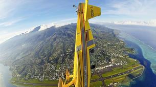 Aerobatics-Tahiti-Discover Championship level Aerobatics in Tahiti-3