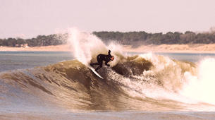 Surfing-La Tranche sur Mer-Private surfing lessons and coaching in Longeville-sur-Mer-2