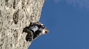 Escalade-Ariege-Escalade au Quié de Sinsat et à la Dent d'Orlu en Ariège-2