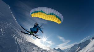 Speedriding-Chamonix Mont-Blanc-Speeriding initiation in Chamonix-3