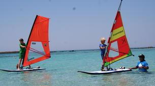 Windsurf-Elafonisi-Windsurfing Lessons in Elafonisi-5