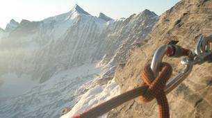 Alpinisme-Ariege-Alpinisme sur l'Arête Ouest du Petit Rulhe et à la Dent d'Orlu-3
